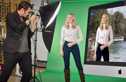 Green Screen Photo Booth Is the New Trend at Parties and Events